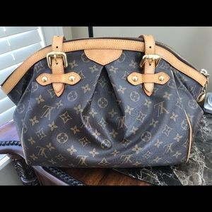 Louis Vuitton Monogram Canvas Tivoli GM
